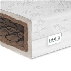 Forrest 2in1 Coconut & Wool Sprung Mattress