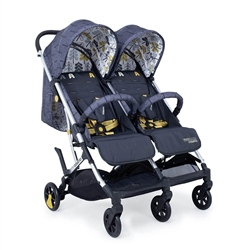 Cosatto Woosh Double Stroller