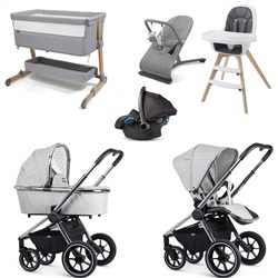 Venicci Tinum Premium Travel System & Nursery Bundle