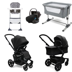 Joolz Hub+ Complete Set Essential Travel System & Nursery Bundle