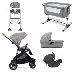 Joie Versatrax Essential Travel & Nursery Bundle