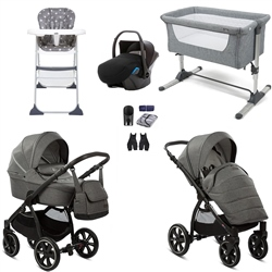 Noordi Fjordi Essential Travel System & Nursery Bundle