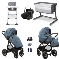Noordi Sole Essential Travel & Nursery Bundle