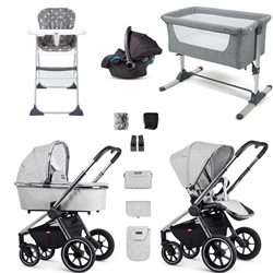 Venicci Tinum Essential Travel System & Nursery Bundle