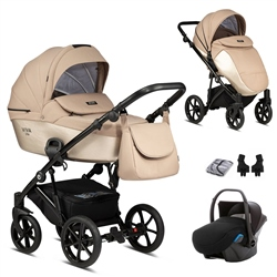 Tutis Viva Life-3 3in1 Travel System, Amber Gold