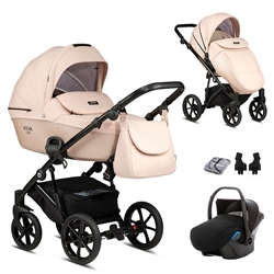 Tutis Viva Life-3 3in1 Travel System, Rose Quartz