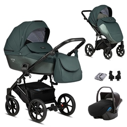 Tutis Viva Life-3 3in1 Travel System, Emerald