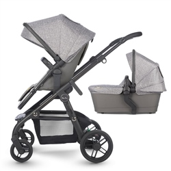 Silver Cross Coast Pram - Limestone (Open Box)