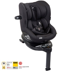 Joie i-Spin 360 Car Seat - Coal ( Open Box )