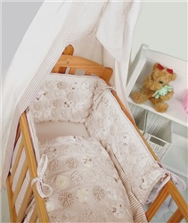 Clair De Lune Keep Sake Rocking Cradle Set