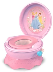 Learning Curve Disney Princess Potty