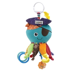 Lamaze Octopus Pirate - Captain Calamari