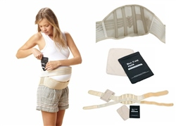 Jane Protective Pregnancy Belt with Relaxing Gel