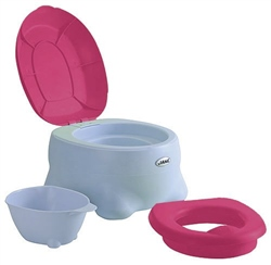 Jane 3in1 Educational Musical potty system