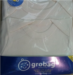 Gro Company Grobag bodysuits  long sleeved  triple pack