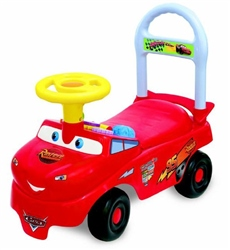 Disney Lightning McQueen Race n Go