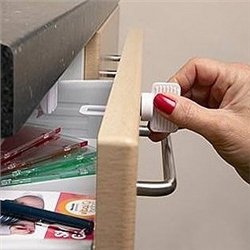 Clippasafe Magnetic Cupboard & Drawer Locks