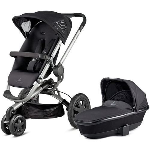 Quinny Buzz 3  Foldable Carrycot 3in1 pram