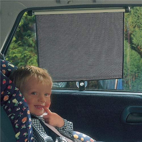 Clippasafe Roller Sun Blinds (Twin Pack)  - Click to view larger image