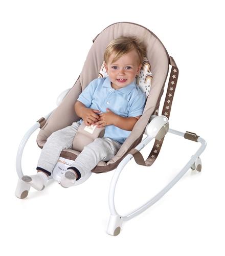 Jane Evolution Musical Rocker & Toddler chair - Artic