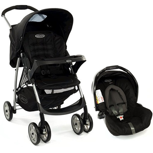 Graco Mirage Plus Travel system  - Click to view larger image