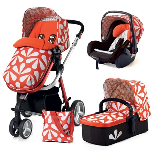 Cosatto Giggle 3 in 1 Combi & car seat - Click to view larger image