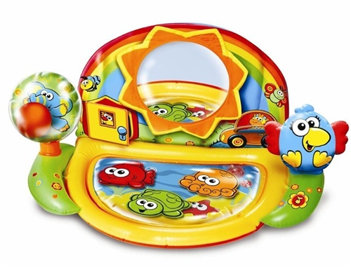 Play WOW Musical Activity Mirror & Pat Mat