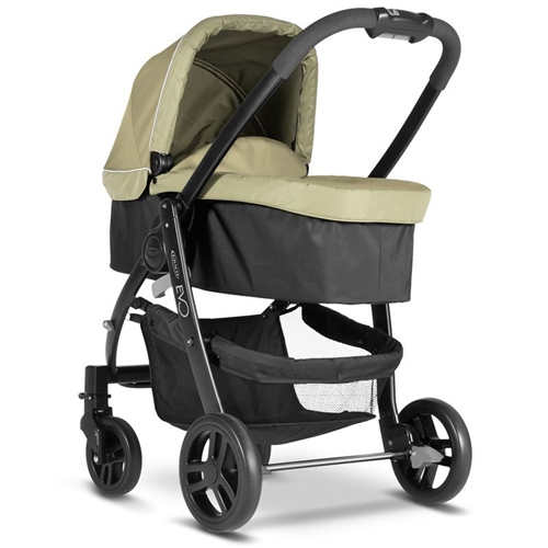 Graco Evo Pushchair & Carrycot