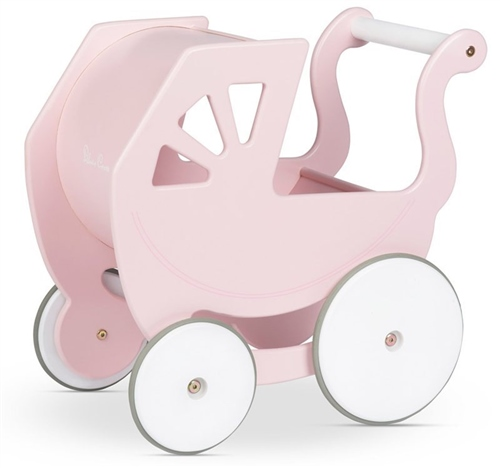 Silver Cross Classic Wooden Dolls Pram  - Click to view larger image