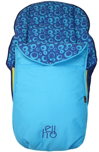 Nurse Universal Pushchair footmuff  - Click to view larger image