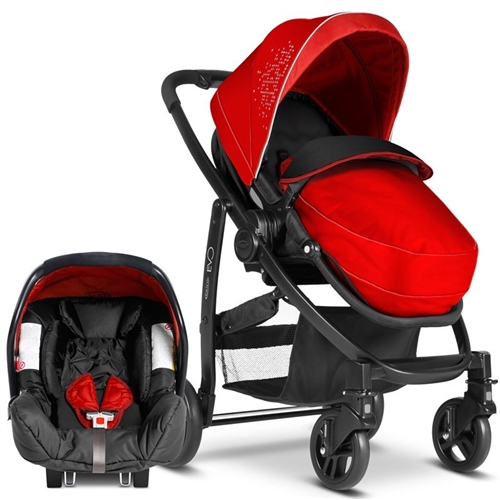 Graco Evo Pushchair & Car Seat - Click to view larger image