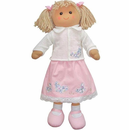 Powell Craft Large Jumper Rag Doll  - Click to view larger image