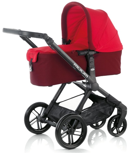 Jane Muum Micro 3in1 Pram - Click to view larger image