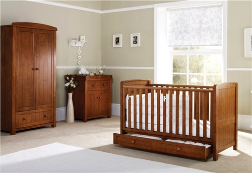 Silver Cross Devonshire 3 Piece Roomset Click To View Larger Image