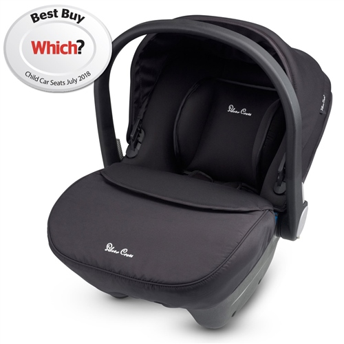 Silver Cross Simplicity Car Seat Midnight Blue - Click to view larger image