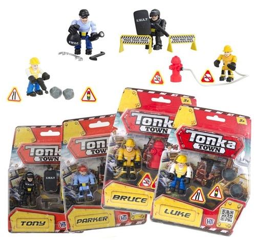 Tonka Figure Playset (Assorted)