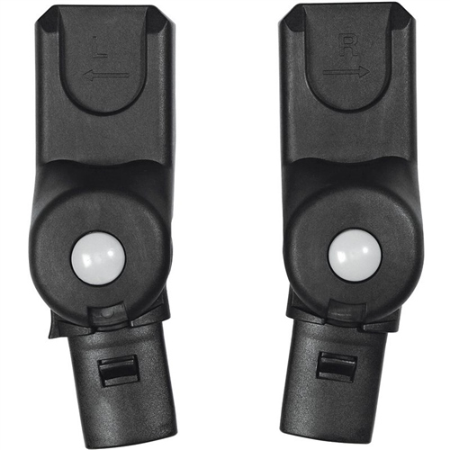 iCandy Apple 2 Pear Main Car Seat Adaptors  - Click to view larger image