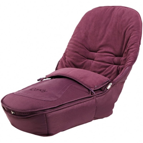 iCandy Cherry Luxury Footmuff  - Click to view larger image