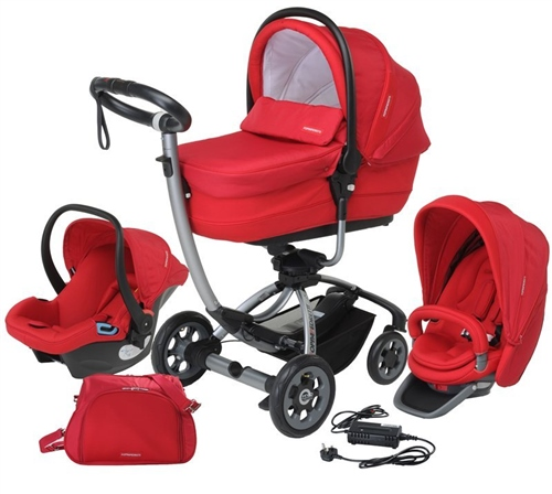 Foppapedretti MyoTronic Travel System  - Click to view larger image