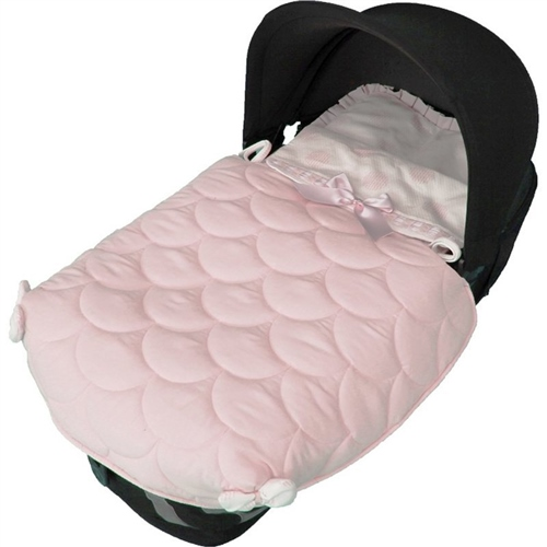 Rosy Fuentes Modern 3-in-1 Pram Set  - Click to view larger image