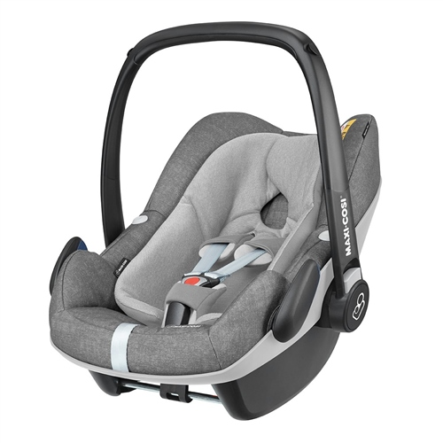 Maxi-Cosi Pebble Plus Nomad Black - Click to view larger image