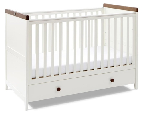 Silver Cross Porterhouse Cot Bed  - Click to view larger image