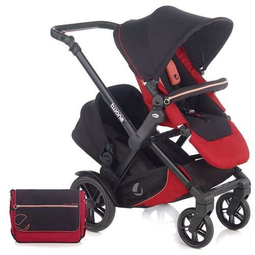 Jane Twone Twin Pushchair  - Click to view larger image