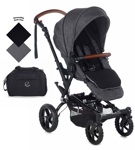 Jane Crosswalk R pushchair and travel system