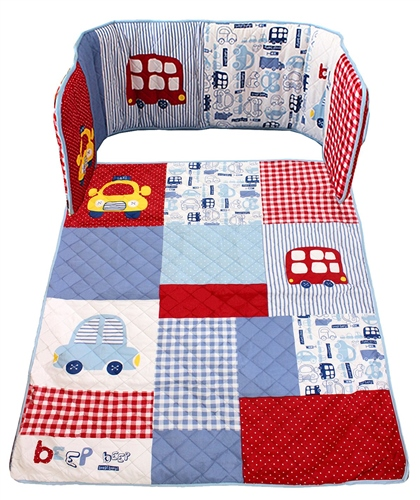 BabyStyle Beep Beep Bedding Set  - Click to view larger image