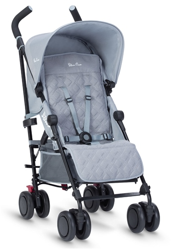 Silver Cross Pop 2 Stroller - Quarry