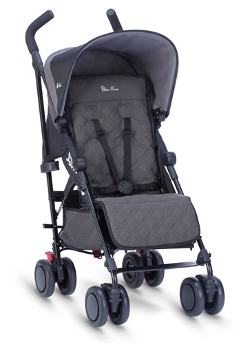 Silver Cross Pop Stroller – Black