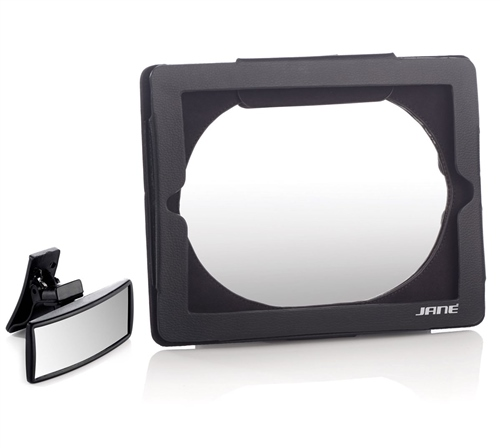Jane Safety Mirror and Tablet cover  - Click to view larger image