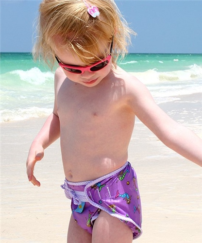 Perfectly Happy People Kooshies Swimsuit diaper