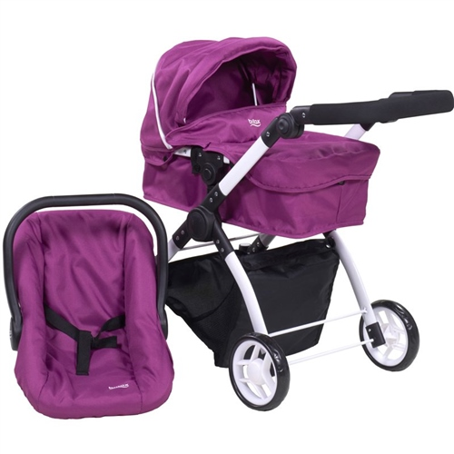 Britax Smile 3in1 Dolls Pram  - Click to view larger image